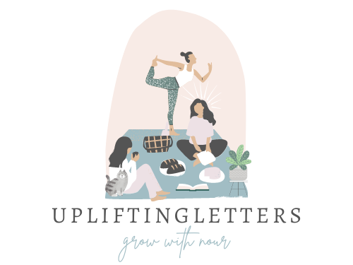 Uplifting Letters